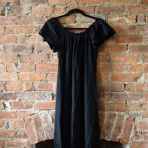 Zara Ruffled Rustic Dress